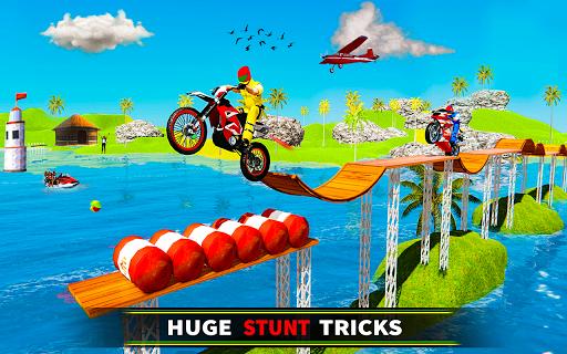 Bike Stunt Racing 3D - Moto Bike Race Game screenshot 5