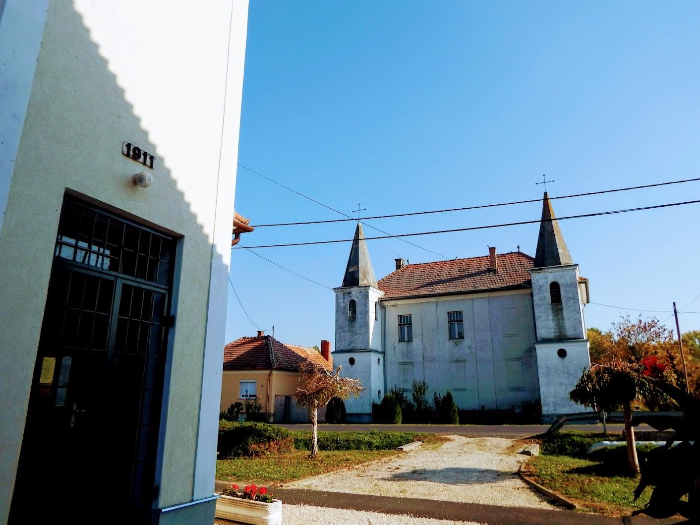 Tompaládony - Kisboldogasszony rk. templom