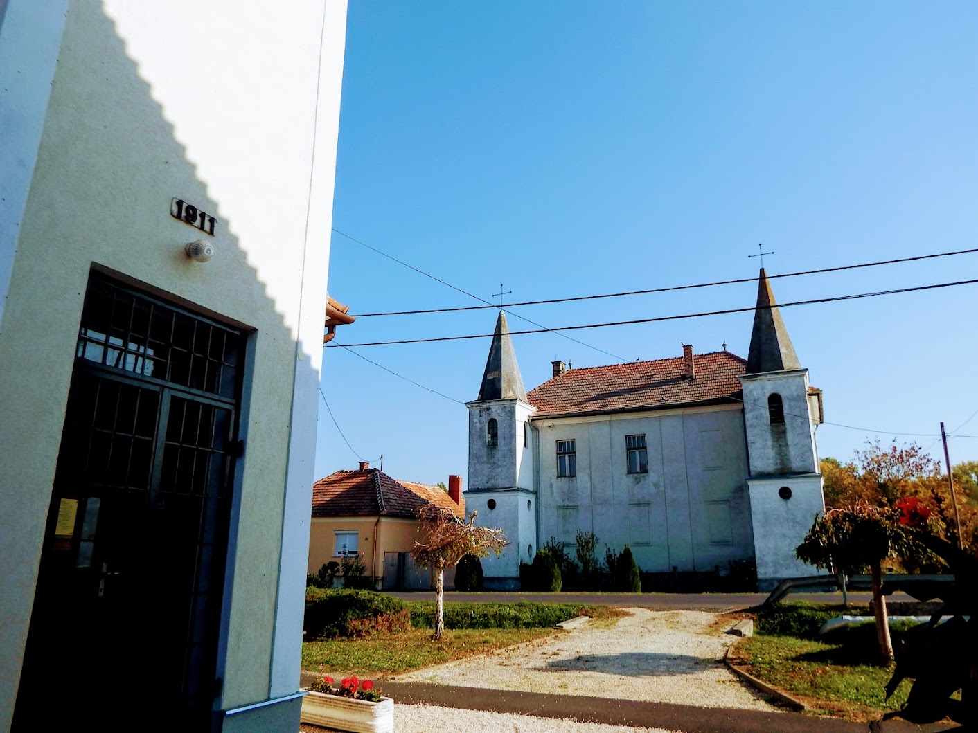 Tompaládony - evangélikus templom