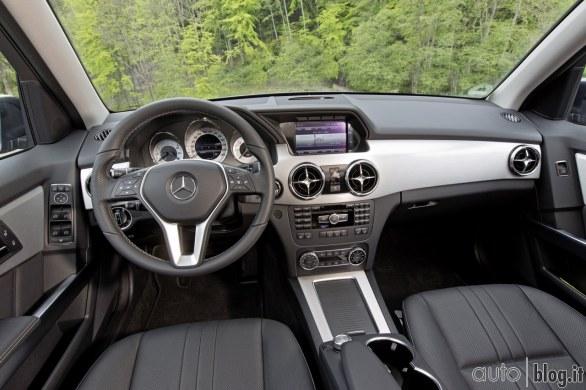 Mercedes-Benz GLK в Воронеже