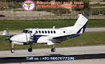 Low Fare and Reliable Air Ambulance Services in Bhubaneswar