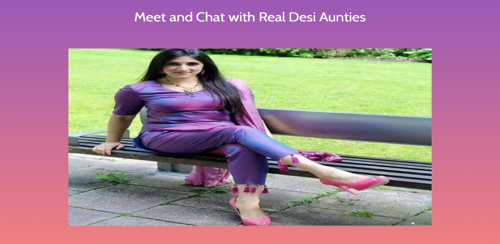 free chat from sexy aunties