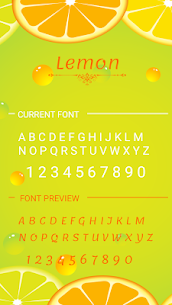 Lemonada Font for FlipFont , Cool Fonts Text Free 40.0 Mod APK (Unlock All) 3