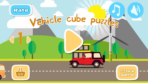 Monster Truck Puzzles