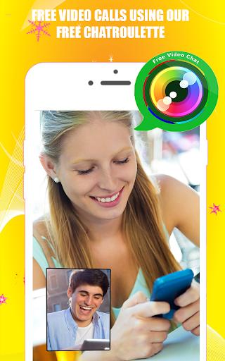 VideoChat - Free Video Calls : Chatroulette 1.0 screenshots 1