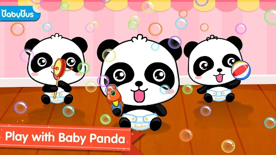 Baby Panda Care- screenshot thumbnail