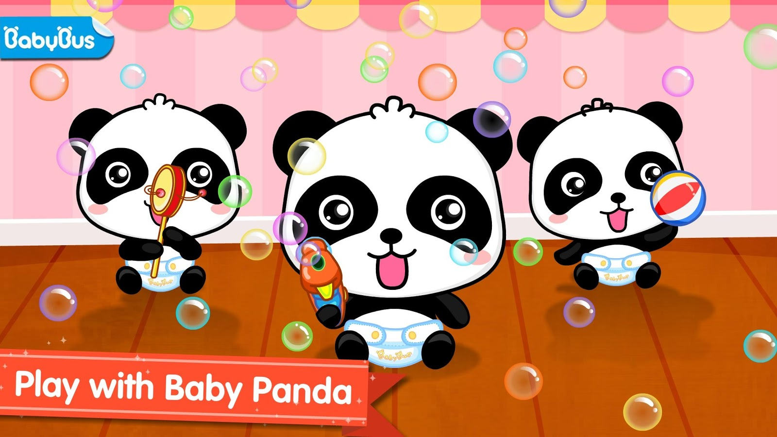 Baby Panda Care- screenshot