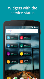 Subtefy - Buenos Aires Subway & Trains- screenshot thumbnail