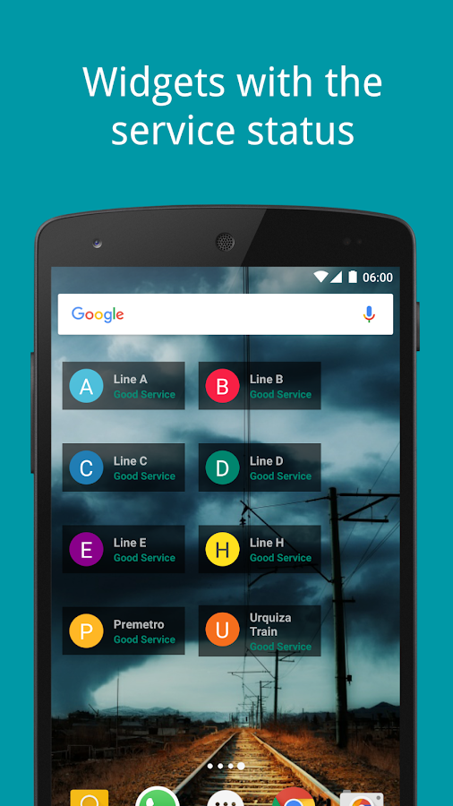 Subtefy - Buenos Aires Subway & Trains- screenshot