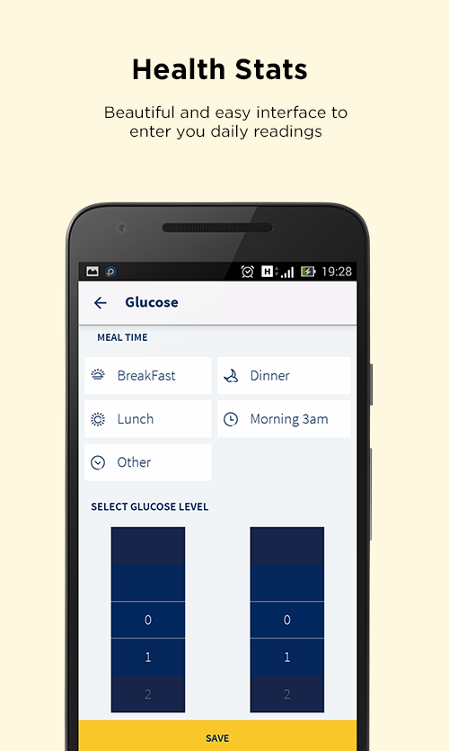 Inayo - #1 Diabetes Assistant- screenshot