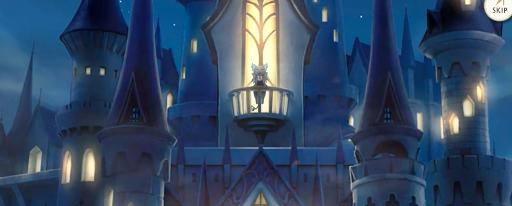 城のバルコニーにグリムがいる:SR以上確定