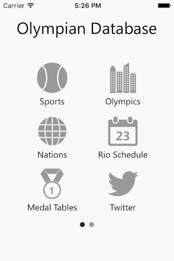 免費下載運動APP Rio 2016 Games - Olympian DB app開箱文 APP開箱王