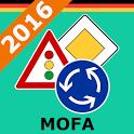 Mofa - Führerschein 2016 icon