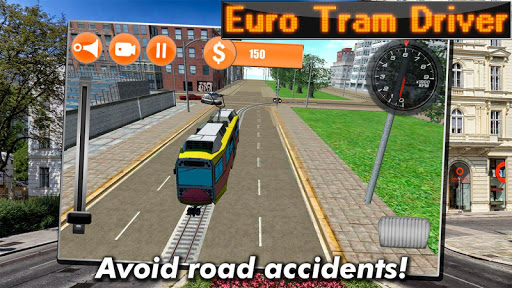 免費下載模擬APP|Euro Tram Driver Simulator 3D app開箱文|APP開箱王