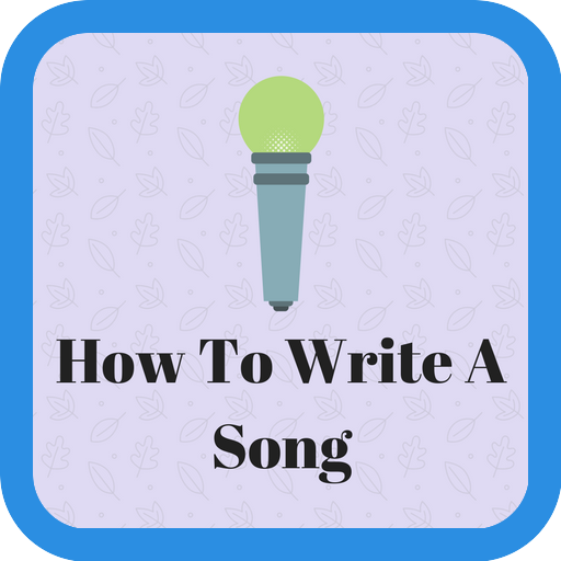 how to write a song app