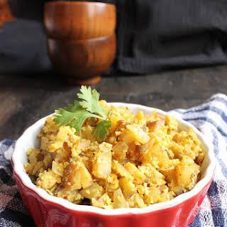 Kelyachi Bhaji | Kacche Kele Ki Subzi | Raw Banana Stir Fry.