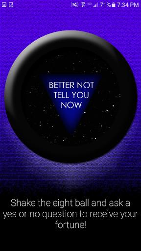 Magic 8 Ball cheat screenshots 2