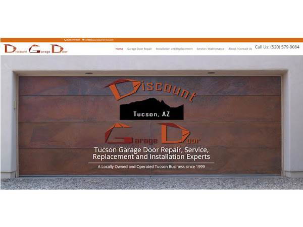 Tucson's Garage Door Company - Discount Door Service