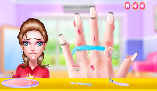 Nail Design Salon 1.0.0 screenshots 2