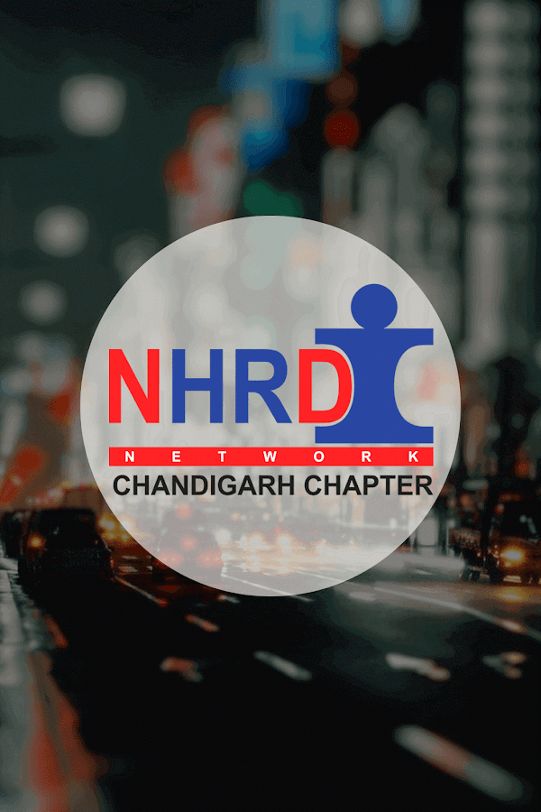NHRD Chandigarh Chapter- screenshot