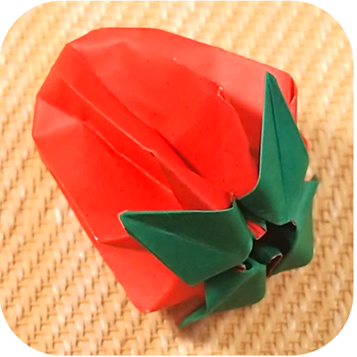 Fruits and Vegetables Origami
