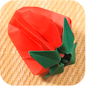 Fruits and Vegetables Origami icon