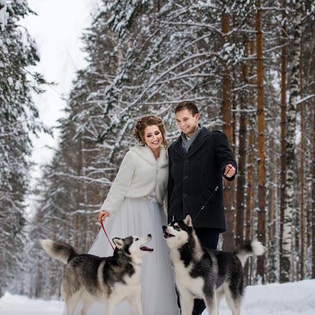 Wedding photographer Sergey Yashmolkin (SMY9). Photo of 23.02.2018