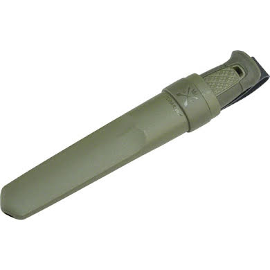 Light My Fire Morakniv Kansbol Fixed Blade Knife: Green
