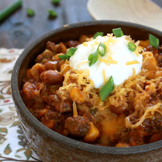 Slow Cooker Chili Dried Beans Recipes