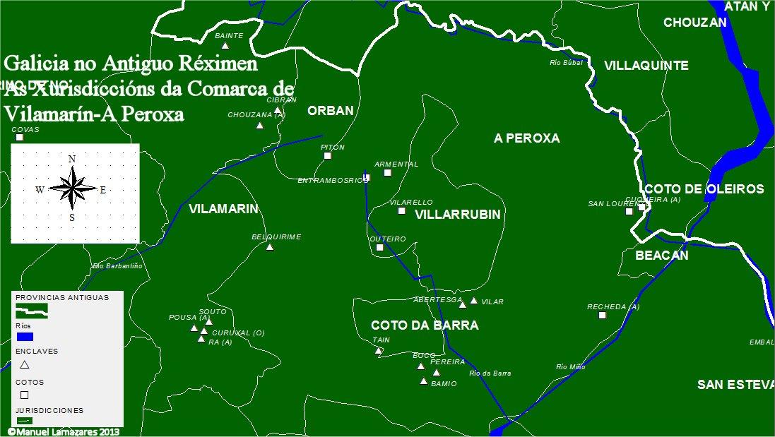Foto: Xurisdicción de Vilamarín-A Peroxa
