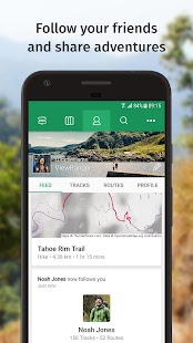 ViewRanger - Explore Rides & Hiking Trails- screenshot thumbnail