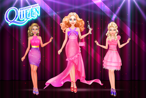 Actress Queen : Boutique & Celebrity Games screenshots 1