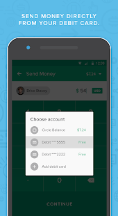 Circle Pay Screenshot 4