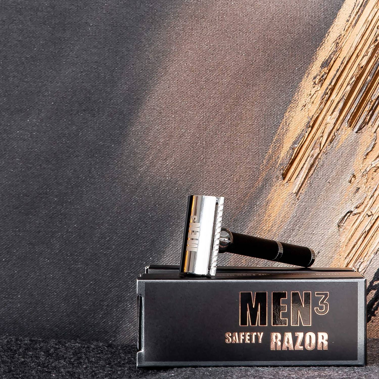 zenhuis MEN³ safety razor