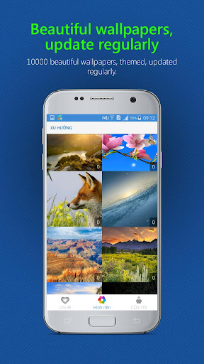 New launcher - Mobile Launcher app (apk) free download for Android/PC/Windows screenshot