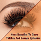 How To Grow Thicker And Longer Eyelashes
