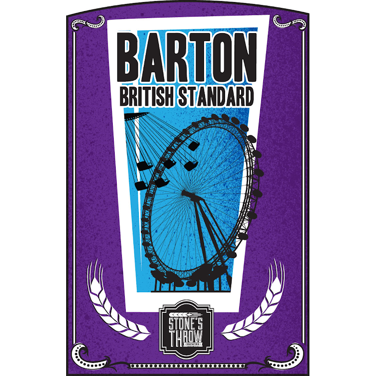 Logo of Stone's Throw Barton British Standard