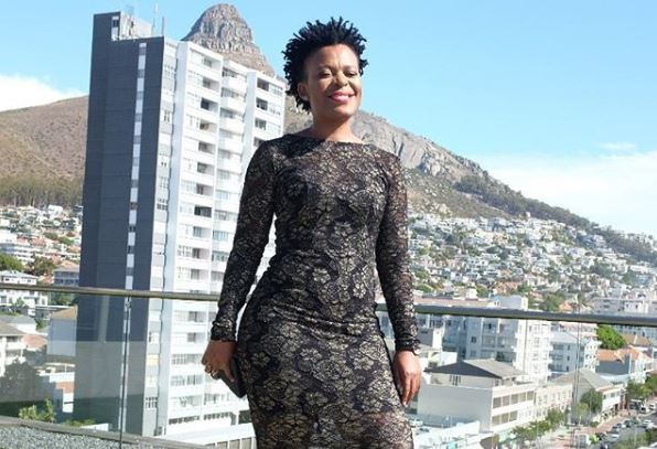 LOL! So Messi was actually here for Zodwa's digits?