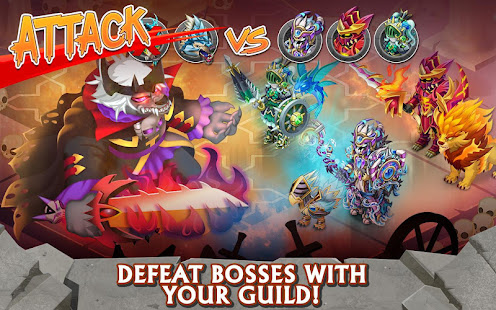 Game Knights & Dragons - Action RPG APK for Windows Phone