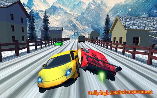 Highway Race 2018: Endless Racing car games 1.0 screenshots 2