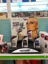 Photo: Wet & Wild showcased a great eyeliner and eye-shadow combination.....