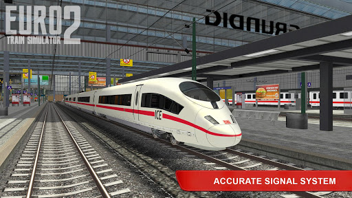 Euro Train Simulator 2 APK MOD – Pièces de Monnaie Illimitées (Astuce) screenshots hack proof 1