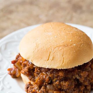 Best Ever Sloppy Joe