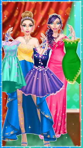 Royal Girls - Princess Salon 1.1 screenshots 8