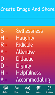 Download My Name Meaning what is in your name, Name fact For PC Windows and Mac apk screenshot 4