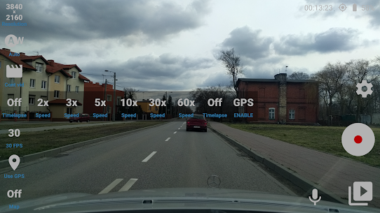 Car Camera 1.1.4 [Pro Unlocked/Patched] Cracked Apk 5