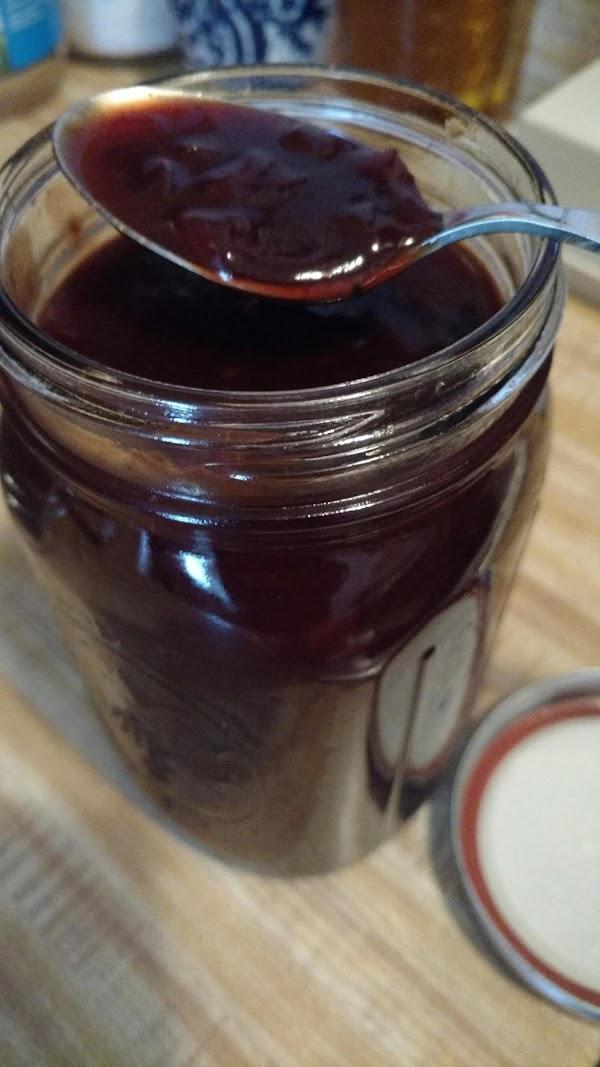 Jen's Drunken Cherry Bbq Sauce Recipe