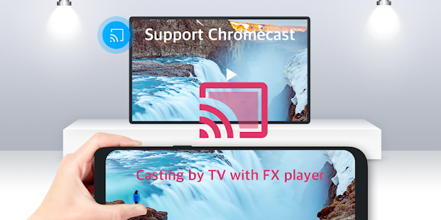 FX Player - video player, cast, chromecast, stream Screenshot