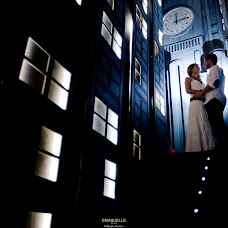 Fotógrafo de bodas Emanuelle Di Dio (emanuellephotos). Foto del 25.07.2017