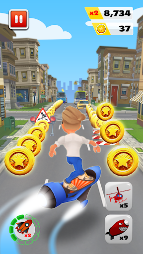 Subway Ryans Run - Endless Boy Runner - screenshot
